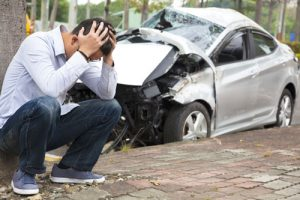 personal Injury due to an car accident